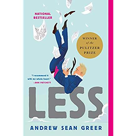 Book Discussion on Less