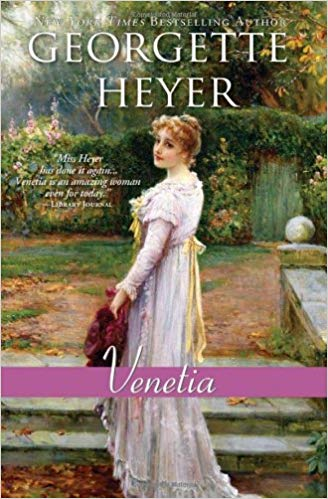 Venetia Book Discussion